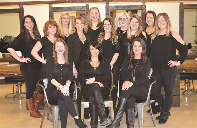 <p>Canvas Salon team members can look forward to a paid sabbatical during their seventh year of employment.</p>