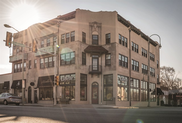 <p>LaBelle has seen business grow since unveiling its new space.</p>