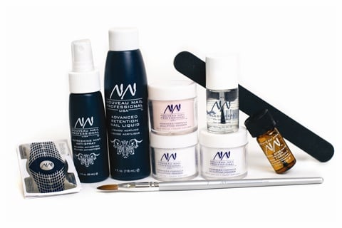 What\'s Hot in Acrylics Kits - Technique - NAILS Magazine