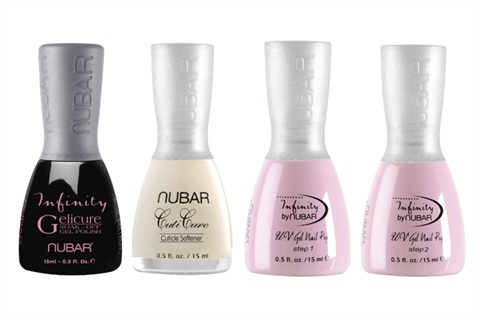 Nubar Gelicure Gel-Polish - Technique - NAILS Magazine