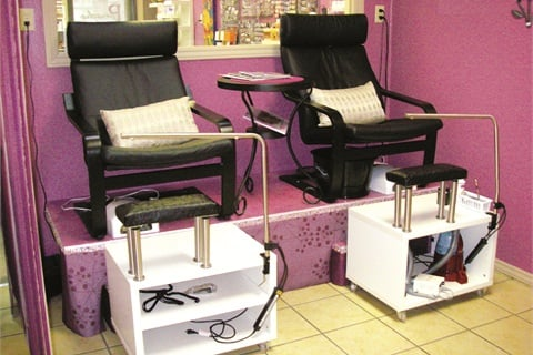 How to Create Your Own Pedicure Platform - Style - NAILS Magazine