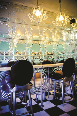 """<p class=""""NoParagraphStyle"""">Tootsies has two nail bars at its Washington Park location, each sitting seven to eight clients at a time.</p>"""