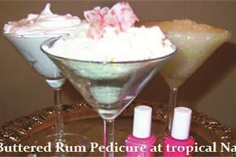 "<p>This service also comes with a hot butter reflexology massage that Boynton describes as leaving skin ""silkier for weeks.""</p>"