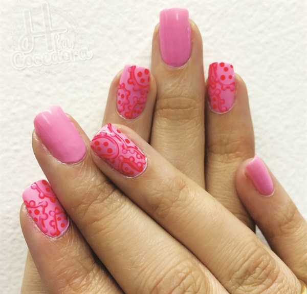 Colombian Nail Artist Shares Her Love Of Color Style Nails Magazine