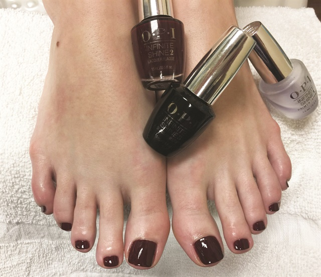 10 Secrets of a Fabulous Pedicure - Technique - NAILS Magazine