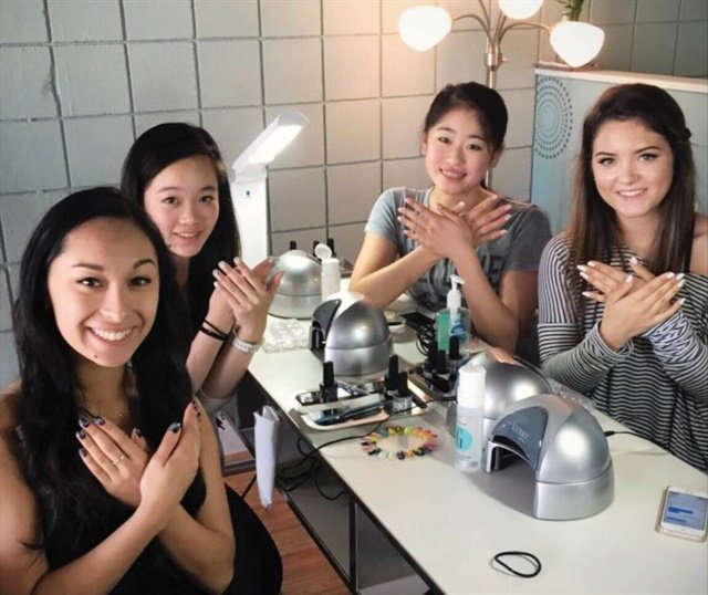 Nail Supply Store Offers DIY Nail Sessions - Business - NAILS Magazine