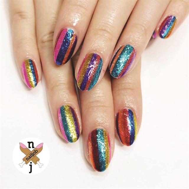 Nails by Fariha Ali (@nailjob)