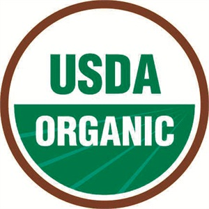 "<p class=""NoParagraphStyle"">Products made with less than 95% organic ingredients are not eligible to display the USDA Organic logo on their packaging</p>"