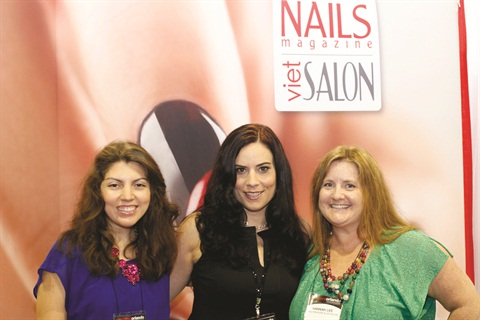 <p>We had a great time at Premiere Orlando this year. And it's such great show for learning! Here senior editor Beth Livesay (left) and I (right) are networking with Star's Elaine Watson.</p>