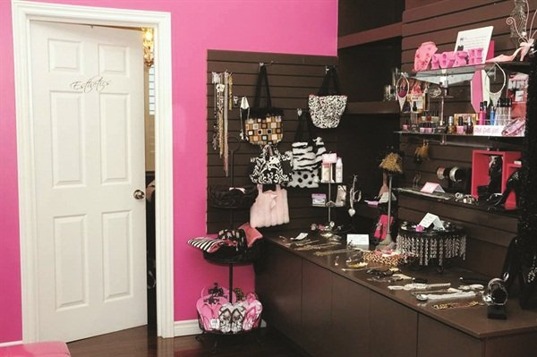 <p>Posh Pedicure Lounge offers a variety of retail items, which account for about 20% of its sales.</p>