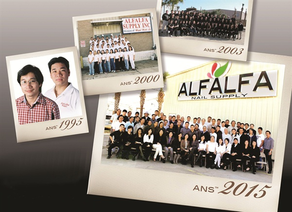 <p>In its early days, Alfalfa Nail Supply was staffed by a handful of friends and family members. Today it boasts a staff of 80.</p>