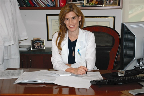 New York City-based dermatologist Dr. Dana Stern specializes in nails and nail disorders.