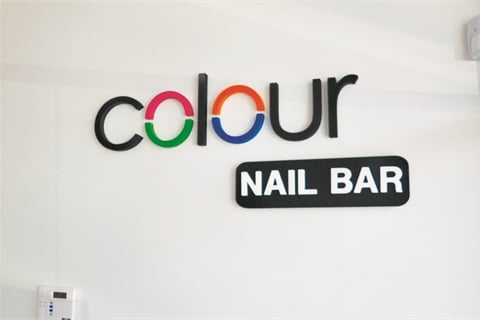 Colour Nail Bar offers its nail techs a flexible schedule, training, and a week of paid vacation after one year of work.