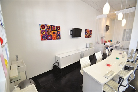 "<p class=""NoParagraphStyle"">Colour Nail bar has strict sanitation policies that clients appreciate.</p>"