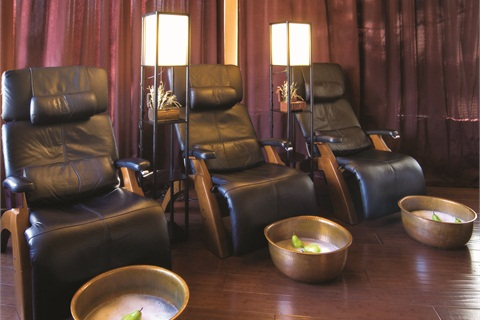 <p>Anjou Spa and Salon in Bend, Ore., is introducing a monthly membership program that offers a choice of a seasonal mani/pedi or other spa services such as facials or massages.</p>