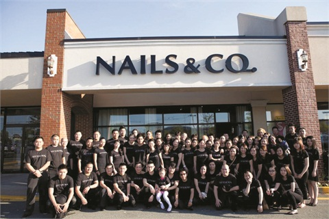 <p>Salon owner Alexis Nguyen hires all of her nails techs fresh from school, and she requires her managers and partners to have worked with her in the past.</p>
