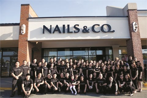 Salon owner Alexis Nguyen hires all of her nails techs fresh from school, and she requires her managers and partners to have worked with her in the past.