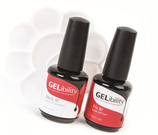 Make it yourself gel color with gelibility technique nails magazine transform traditional nail polish into gel polish in seconds with gelibility the customizable gel polish created by nail tech brandi hensley solutioingenieria Images