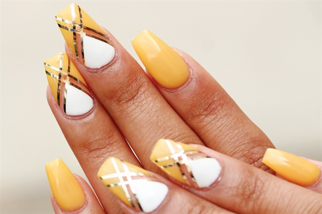 Truong's nail art is one reason her clients are so loyal.