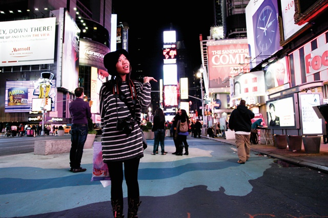Japan, Iceland, and New York City have been some of Truong's travel destinations.