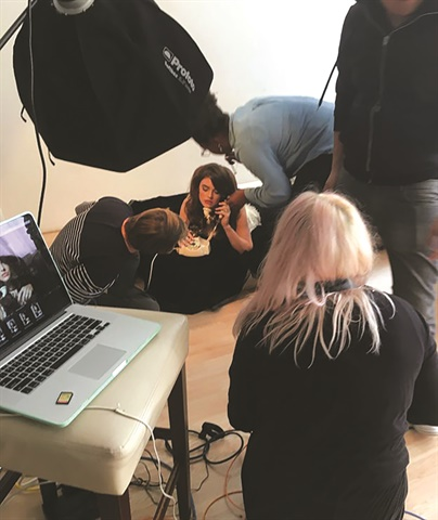 It takes a village to create a single image. On the best sets, everyone works together to achieve a cohesive final product.