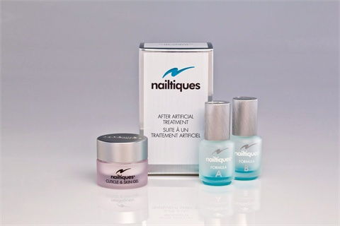 Sally Hansen | Recover After Artificial Nail Rehab System