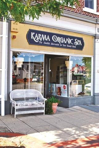 <p><span>Karma Organic Spa opened in</span><span>Ridgewood, N.J., in 2007.</span></p>
