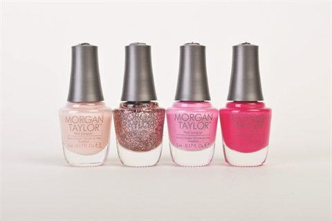 Fight Like a Lady Mini Lacquers - Style - NAILS Magazine