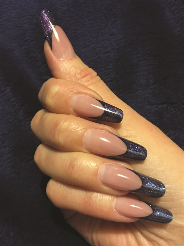 Nails by Guin Deadman