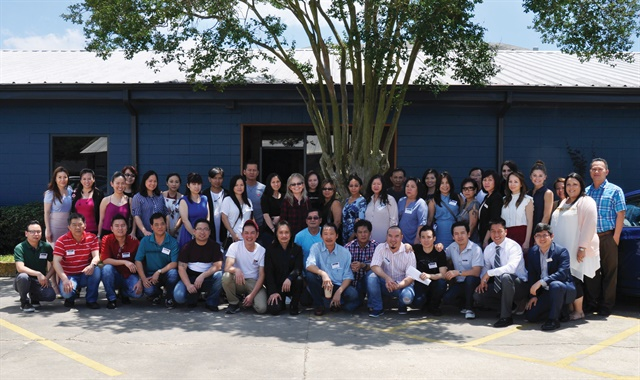<p>Every month, 30-40 Regal Nails franchisees visit the franchisor's headquarters in Baton Rouge, La., to discuss new products, services, and opportunities to help grow their salon business.</p>