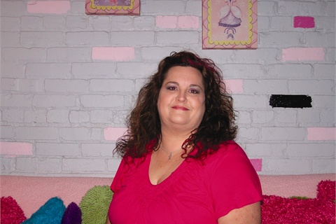 <p>For her clientele, Melodie Hand, owner of Tickled Pink in Clayton, N.C., seeks out techs with a gentle touch.</p>