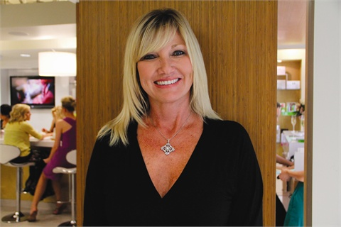 Valerie Griggs has owned 20 Lounge's parent company, V Interior Design and Purchasing (VIDP), for 20 years.