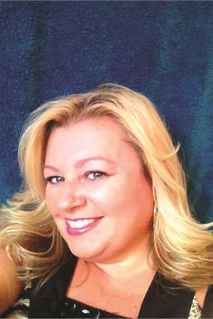 <p>Kellie O'Connor, a tech from Jacksonville, Fla., says it's important to find a salon where nail techs are valued.</p>