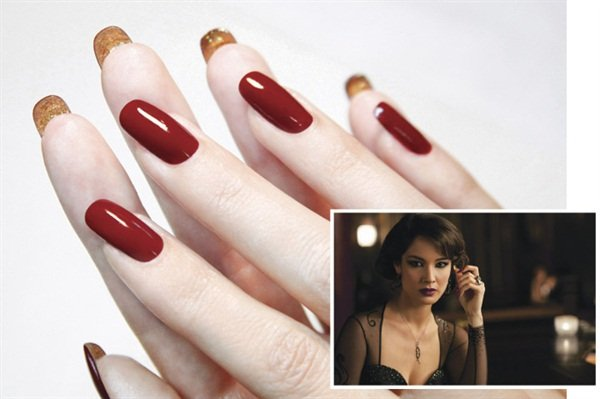 <p>Skyfall's Bond girl, played by Bérénice Marlohe, can be seen sporting our cover look in this month's release.</p>