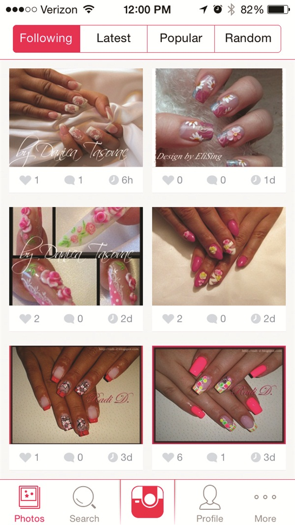 The Latest in Nail Art Apps - Style - NAILS Magazine
