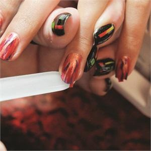 Behind The Scenes The Fingernailfixer Technique Nails Magazine