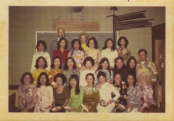 <p>A chance encounter between 20 Vietnamese refugee women and actress Tippi Hedren in 1975 propelled the growth of the Vietnamese nail industry in the U.S.</p>