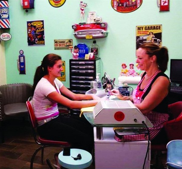 <p>Show Us Your Tips' Tawana Yanez delivers service with a smile, which earned her the Best of Henderson Nail Salon title four years in a row.</p>