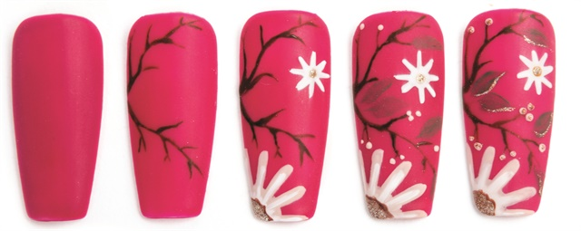 Nail Art Studio Branch Out Style Nails Magazine