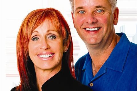 <p>Linda and Jim Nordstrom</p>