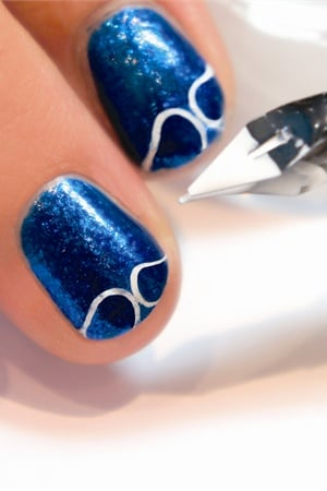 A Calligrapher S Touch How To Use The Be Creative Nail Art Pen