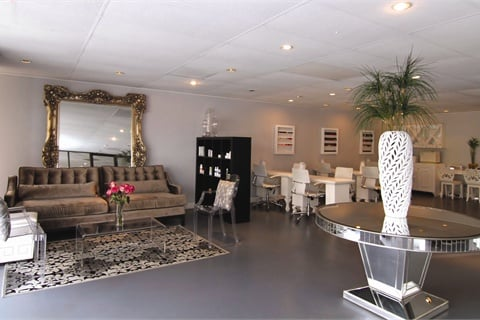 <p>With 2,200 square feet of space, the day spa offers a variety of open sitting areas for clients to relax, receive treatments, and escape the hustle and bustle of Houston.</p>