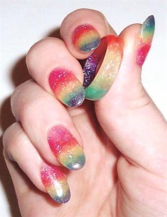 <p>Nails by Neko Seabridge</p>