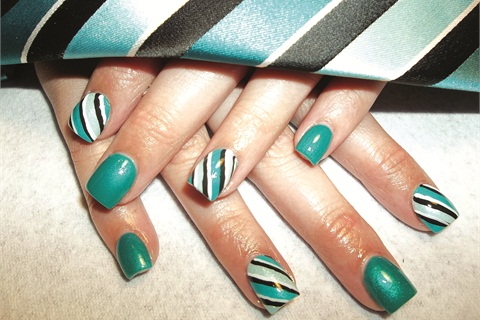 <p> Nails by Sara Khalaf</p>