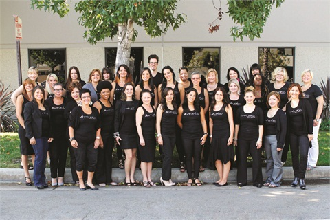 <p>Each day of the training included plenty of hard work, but all. Artistic  Nail Design ... - Artistic Nail Design Hosts International Training - Business - NAILS