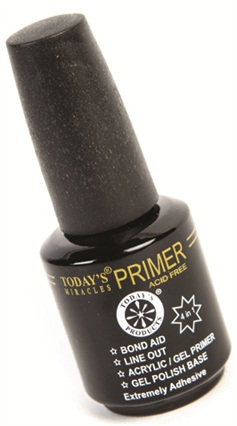 Today S Miracles Acid Free Primer Serves As A Bond Aid Line Out Acrylic Gel And Polish Base Coat It Can Also Be Used To Prevent Lifting