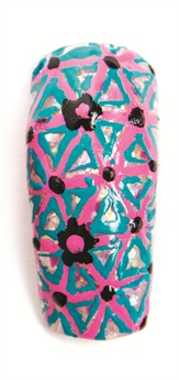<p>Jade Kano, Jaded Nails Custom Jewelry & Nail Studio, El Paso, Texas</p>