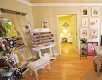 <p>Retail is an important part of the business for Kiute.</p>