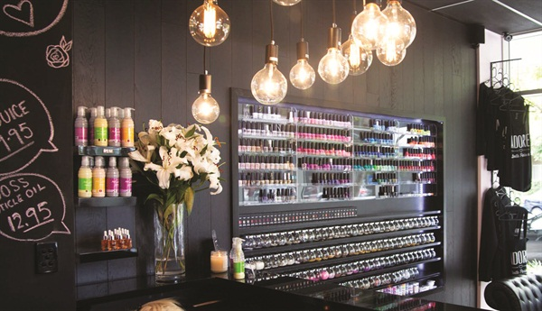 <p>With just a small amount of retail, Adore Dolls Parlour's success can be attributed to the salon's good vibes and custom nails.</p>