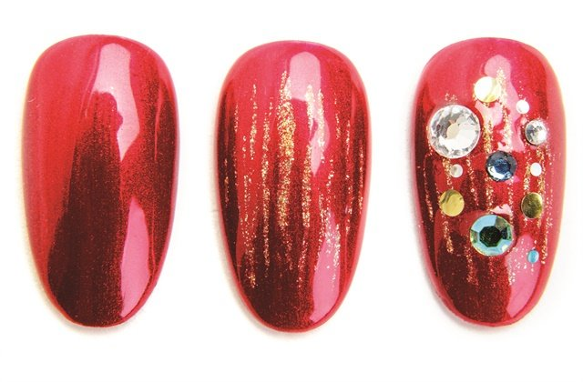 3 Easy Holiday Nail Art Projects For Students Education Nails